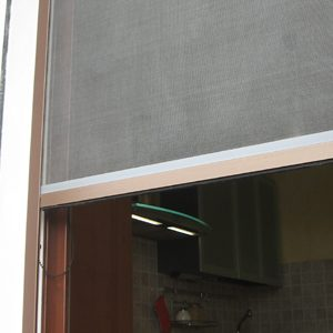 zanzariera verticale